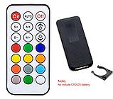 Контроллер адресной RGB WS2812 ленты c радио управлением RF21, фото 2