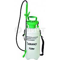 Оприскувач для рослин 7 л VERANO 72-266 | опрыскиватель pulverizator растений plante