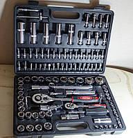 Набор инструментов, ключей, головок RUPEZ - 108 шт / Польша. Набор инструментов для авто