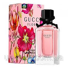 Жіноча туалетна вода Gucci Flora Gorgeous Gardenia Limited Edition 100 мл (Euro)
