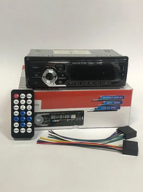 АвтомагнитолаMP3 2035 BT ISO+BT, Bluetooth+USB+SD+AUX