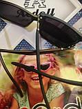 Мужские, стильные,солнцезащитные очки PRADA, на полароидной линзе, узкие, фото 2