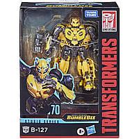 Трансформер Бамблби B-127, Transformers Bumblebee Studio Series 70 Deluxe, Hasbro Оригінал