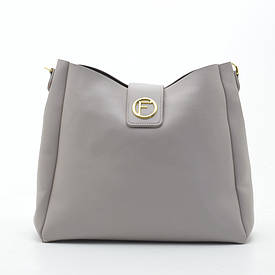 Жіноча сумка 2в1 XBH-16614 grey
