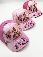 """Дитячі кепки для дівчаток """"Русалка"""""""