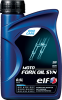Вилочное масло Total Elf Moto Fork Synthetic 5W 0.5л