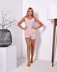 Жіноча стильна піжама