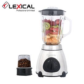 Блендер стационарный+кофемолка 2in1  LEXICAL LBL-1508  600W