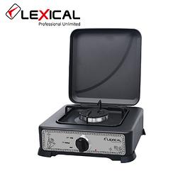 Настольная газовая плита LEXICAL LGS-2811-2 одноконфорочная 2.2KW