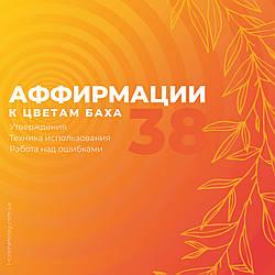 Аффирмации к приёму капель Цветы Баха доктора Эдварда Баха на русском языке. Рекомендации использования
