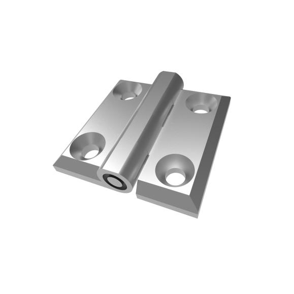 Дверні шарнірні петлі 50 RZ 425-V1, 50х50 мм (Туреччина)