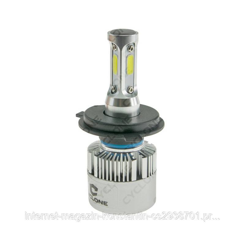 LED H4 H/L 5000K 2800Lm type 20