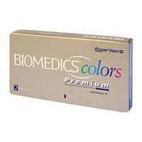 Цветные контактные линзы Biomedics Colors Premium