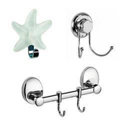 Гачки та планки для ванної кімнати