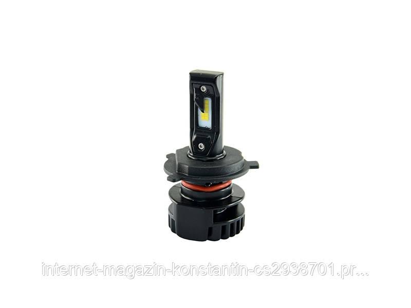 LED H4 Hi/Low 5000K 4000Lm CSP type 15