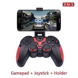 Геймпад беспроводной STK - 7024 Bluetooth Джойстик для ПК IOS Android
