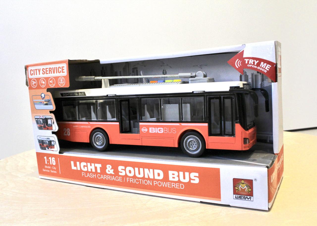 Тролейбус WY 911