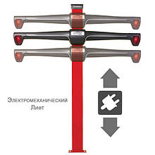 Комплект для установки электромеханического лифта на стойку 3-D стенда РУУК HUNTER 20-2718-1