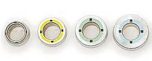 Комплект коллет точной посадки BullsEye (4 ед.) для балансировочных стендов HUNTER 20-2757-1