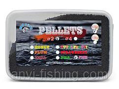 Пеллетс MV Carp  Fish ( Рыба)  - 0,5 кг Ø2 мм