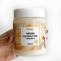Ароматизированное кокосовое масло Top Beauty Дыня для волос и тела 250 мл