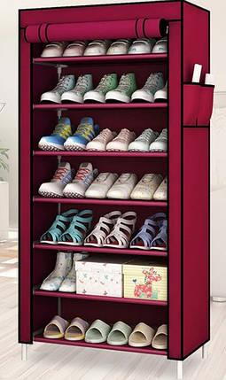 Стелаж для хранеия взуття Shoe Frame FH-5578 Білий, фото 2