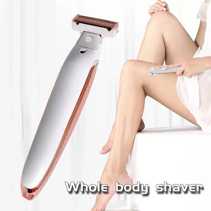 Электробритва для удаления волос New Flawless Body