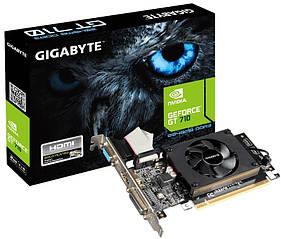 Gigabyte GeForce GT 710 2Gb DDR3 (GV-N710D3-2GL)