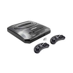 Игровая консоль Retro Genesis 16 bit Modern Wireless (170 игр, 2 беспроводных джойстика)