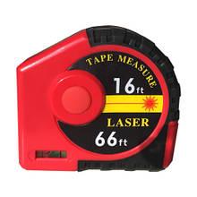 Дальномер лазерный/рулетка 2-в-1 5м/20м PROTESTER J20