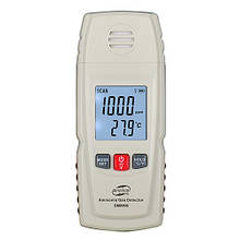 Газоанализатор аммиака NH3+термометр (0-100 ppm, 0-50°C),  BENETECH GM8806