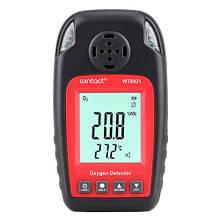 Монитор кислорода O2+термометр (0-25% VOL, 0-50°C)  WINTACT WT8821