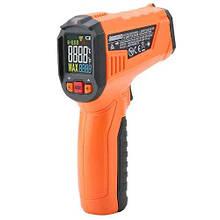 Бесконтактный инфракрасный термометр (пирометр) -50-380°C, 12:1, EMS=0,1-1,0 PROTESTER PM6519A