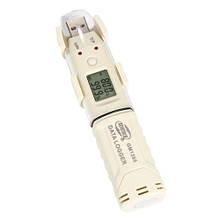 Регистратор данных влажности и температуры, USB, 0-100%, -30-80°C  BENETECH GM1365