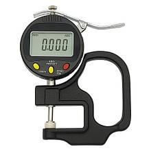 Цифровой индикаторный толщиномер 0-10 мм (0.001мм) PROTESTER 5318-10