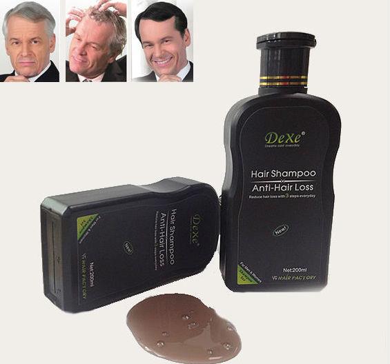 """Оригинал!Шампунь против выпадения волос Декс серия против выпадения волос―Dexe """"Anti-Hair Loss""""(200мл)."""