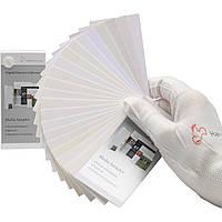 Образцы бумаги Hahnemuhle Digital FineArt, 5 x 11 см