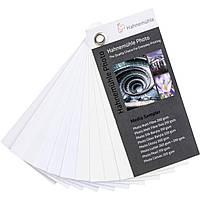 Образцы бумаги Hahnemuhle Photo, 5 x 11 см