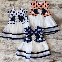 """Сукня дитяча """"ГОРОХ"""" для дівчинки 1-4 роки,колір уточнюйте при замовленні"""