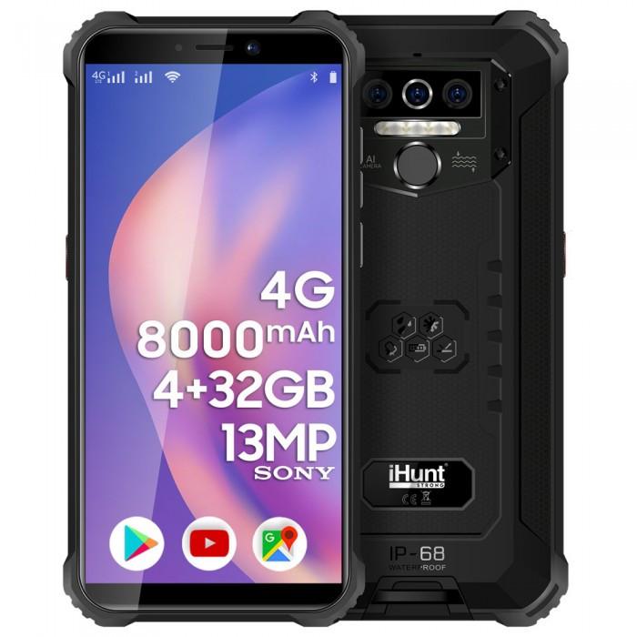 Смартфон iHunt TITAN P8000 PRO 2021 Black