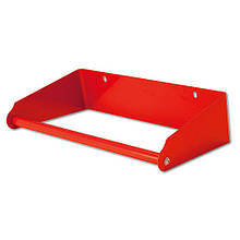 Держатель рулона бумаги для инструментальной тележки (красный)  TOPTUL TEAL3704