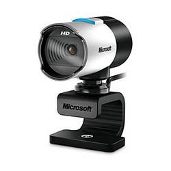 Веб-камера 5.0 Мп з мікрофоном Microsoft LifeCam Studio Gray Ret