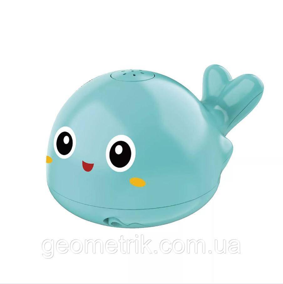 Плавальна іграшка для ванної Дельфін-спрей (розпилювач) зелений Water Spray Dolphins green