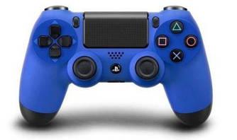 Геймпад безпровідний Sony PlayStation 4 Dualshock 4 V2 Controller Blue