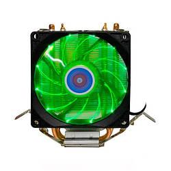 Процесорний кулер Cooling Baby R90 GREEN LED