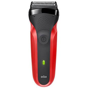 Електробритва BRAUN 300 Series 3 Red 01760