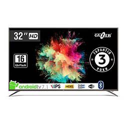 """Телевізор 32"""" Gazer TV32-HS2G"""