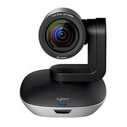 Веб-камера 2.0 Мп з мікрофоном Logitech Group Video conferencing system Black
