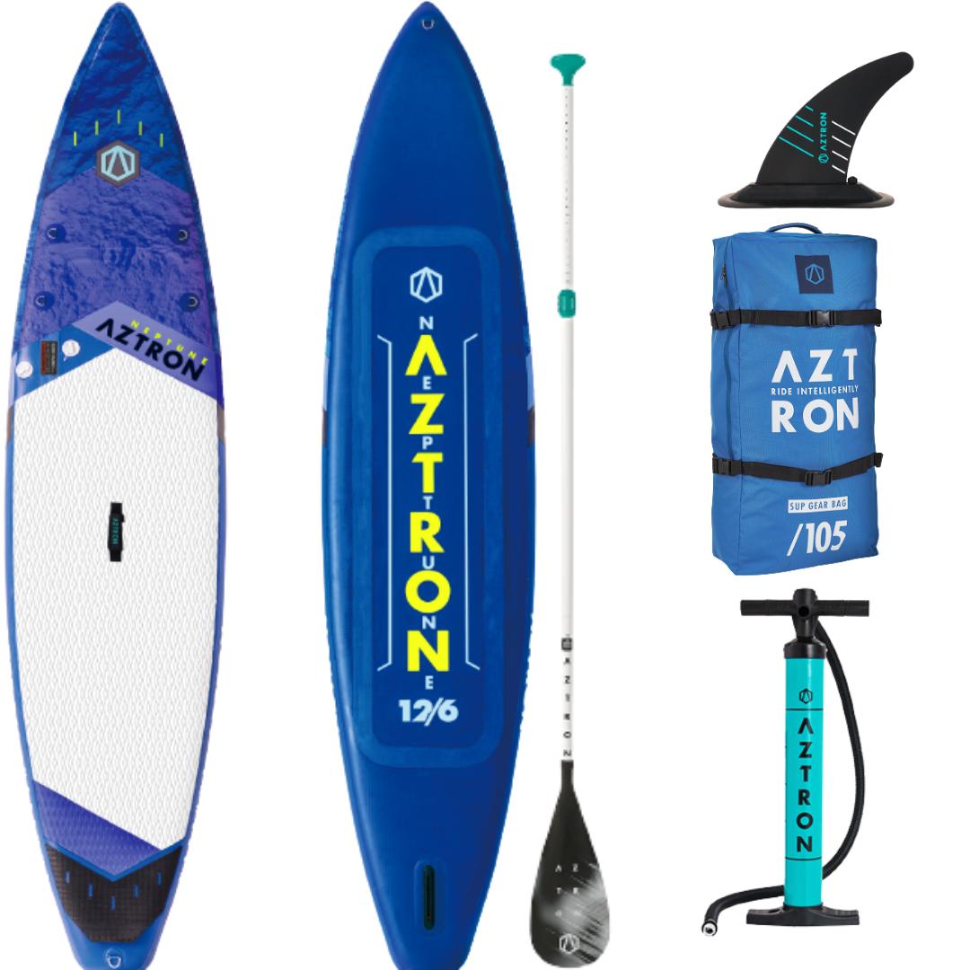 Сапборд Aztron NEPTUNE Touring 12.6 iSUP 2021 - надувна дошка, sup board