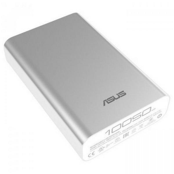 Дополнительный аккумулятор 10050 mAh Asus ZenPower Silver (90AC00P0-BBT077)